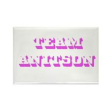Team Jennifer Aniston Rectangle Magnet (10 pack)