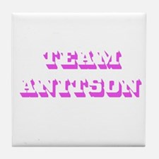 Team Jennifer Aniston Tile Coaster