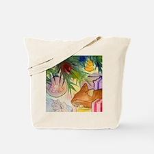 Cute Alayna beckham Tote Bag
