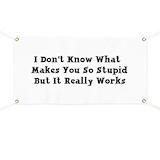 Redneck humor Banners