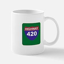 Hwy 420 Mug