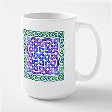 Celtic Watercolor Mug