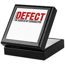 Defect.. Keepsake Box