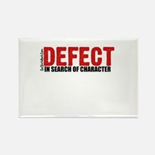 Defect.. Rectangle Magnet (10 pack)