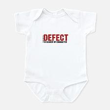 Defect.. Infant Bodysuit