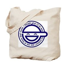 Warai Otoko Tote Bag