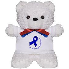 Chronic Fatigue Teddy Bear