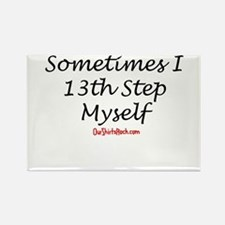 13th Stepper Rectangle Magnet (10 pack)