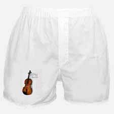 The Glorious Viola Boxer Shorts