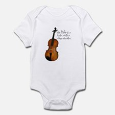 The Glorious Viola Infant Creeper