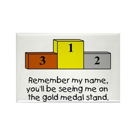 Remember My Name Rectangle Magnet (10 pack)