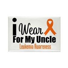 I Wear Orange For My Uncle Rectangle Magnet