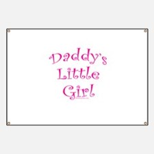 Daddy's Little Girl Banner