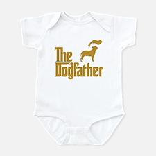 Staffordshire Bull Terrier Infant Bodysuit