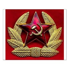 Soviet Union Red Star Posters