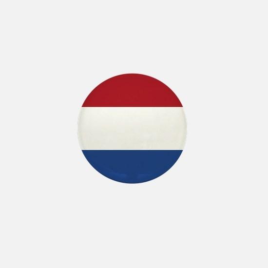 Flag: Netherland Mini Button