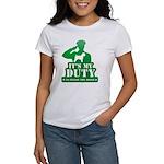Soft Coated Wheaten Terrier Women's T-Shirt
