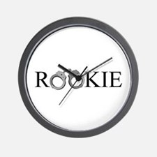 Rookie Wall Clock