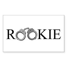 Rookie Rectangle Decal