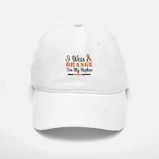 I Wear Orange For Nephew Baseball Baseball Cap