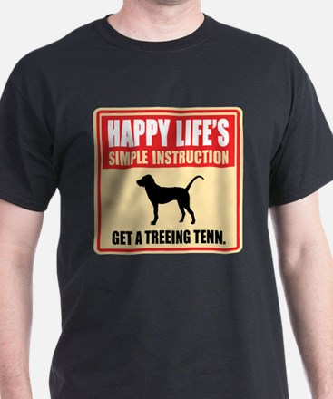 Treeing Tennessee Brindle T-Shirt