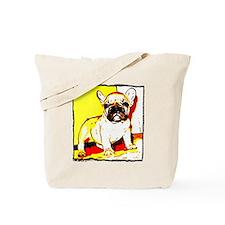 French Bulldog Art Tote Bag