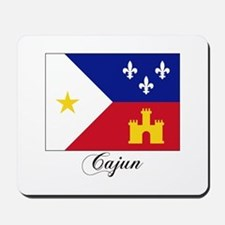 Cajun Flag Mousepad