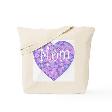 LOVE Mom Tote Bag