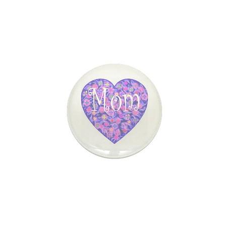 LOVE Mom Mini Button (100 pack)