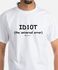 ID10T Error - T-Shirt