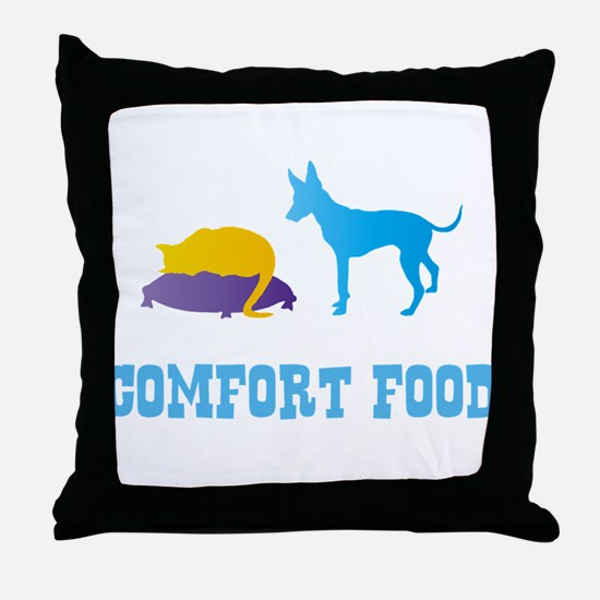 Toy Manchester Terrier Throw Pillow