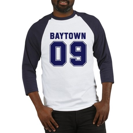 BAYTOWN 09 Baseball Jersey