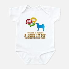 Tibetan Mastiff Infant Bodysuit