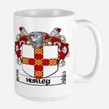 Hurley Coat of Arms Mug