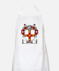 Hurley Coat of Arms Chef's Apron