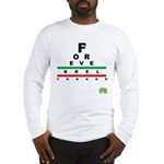 FROG eyechart Long Sleeve T-Shirt