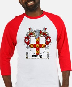 Hurley Coat of Arms Baseball Jersey
