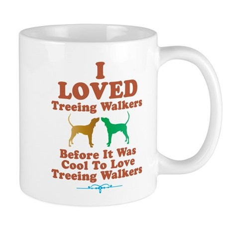 Treeing Walker Coonhound Mug