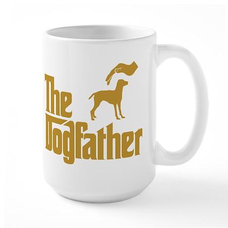 Vizsla Large Mug