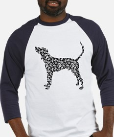 Treeing Walker Coonhound Baseball Jersey