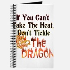 Don't tickle the Dragon Journal
