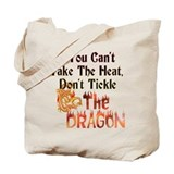 Dragon Canvas Totes
