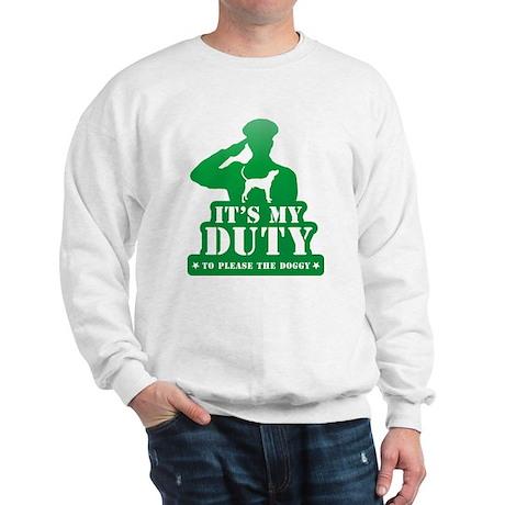 Treeing Walker Coonhound Sweatshirt