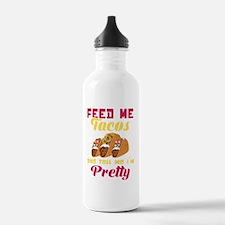 Unique Im pretty Water Bottle