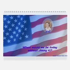 Jimmy K. Wall Calendar