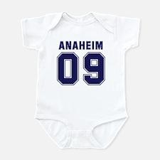 ANAHEIM 09 Infant Bodysuit