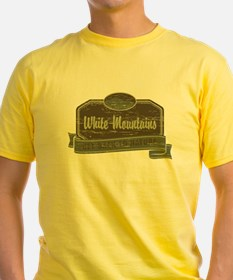 White Mountains: Get Back to Nature T-Shirt