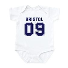 BRISTOL 09 Infant Bodysuit