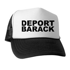 DEPORT BARACK Trucker Hat