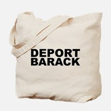 DEPORT BARACK Tote Bag